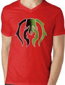 Golgari Signet Mens V-Neck T-Shirt