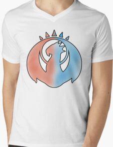 Izzet Signet Mens V-Neck T-Shirt