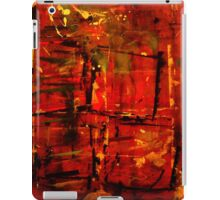 Old passionate painting board iPad Case/Skin