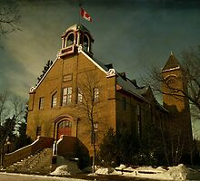 Wolseley Town Hall/Opera House by Dorothy  Pinder