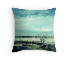 Yenyening Lakes Throw Pillow