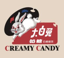 White Rabbit Creamy Candy by misterspotswood