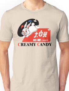 White Rabbit Creamy Candy Unisex T-Shirt