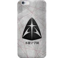 Honnouji Gakuen iPhone Case/Skin