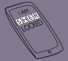 SHERlocked by ladysekishi