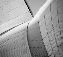 The Opera House roof by Cédric Tourasse