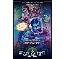 Space Mutiny Boxart Photographic Print