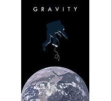 Gravity Photographic Print