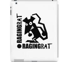 Raging Rat iPad Case/Skin