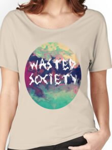 Wasted society - Smokey Women's Relaxed Fit T-Shirt