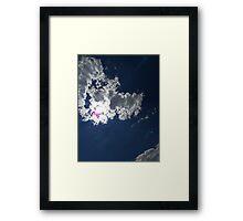 ©TSS The Sun Series XXIII 2 Flare IA Framed Print