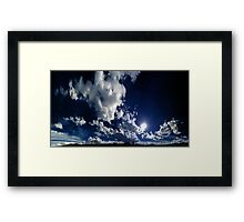 ©TSS The Sun Series XIX Move On With The Wind IIARB Framed Print