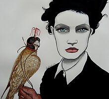 The Falconer by Lisa Murphy
