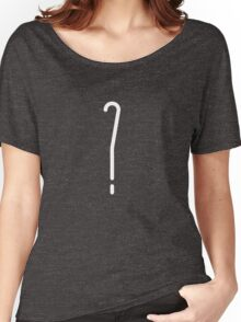 Question Mark - style 10 Women's Relaxed Fit T-Shirt