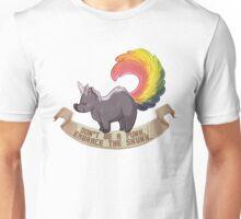 Don't be a Punk. Embrace the Skunk. Unisex T-Shirt