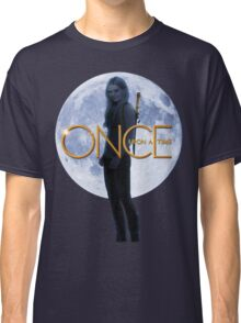 Emma Swan/The Savior - Once Upon a Time Classic T-Shirt