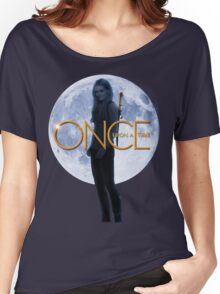 Emma Swan/The Savior - Once Upon a Time Women's Relaxed Fit T-Shirt