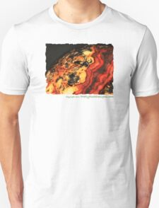 Young Planet (Crazy Lace Agate) T-Shirt