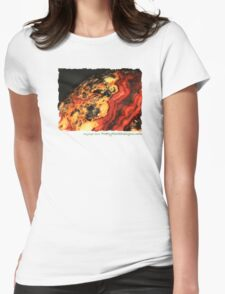 Young Planet (Crazy Lace Agate) Womens Fitted T-Shirt