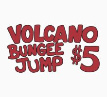 The Simpsons - Volcano Bungee Jump (Itchy & Scratchy) by HalfFullBottle
