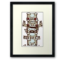 Totem Framed Print