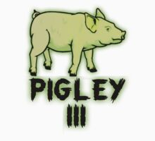 Pigley! by HalfFullBottle