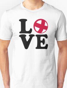 Cycle ball love Unisex T-Shirt