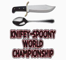Knifey-Spoony World Championship by HalfFullBottle