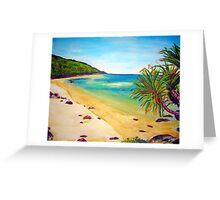 Whitsunday Island Greeting Card