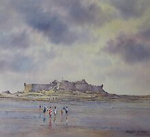 Elizabeth Castle, Jersey, Channel Islands by briancday