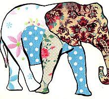 Elephant by Rubyroo90