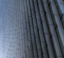 Canary Wharf Abstract by DavidHornchurch