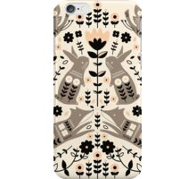 Woodland Folklore  iPhone Case/Skin