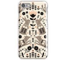 Woodland Folklore  iPhone Case/Skin