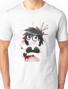 Chibi Jeff The Killer bloody Unisex T-Shirt