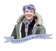 Martin Freeman - Flower Crown by thrandys-crown