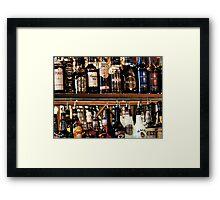 Edinburgh Boozer Framed Print