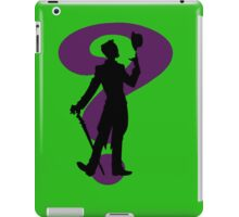 The Riddler iPad Case/Skin