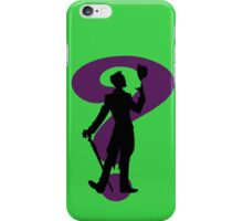 The Riddler iPhone Case/Skin