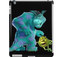 Shrek/Donkey & Sully/Mike Crossover iPad Case/Skin