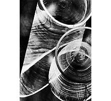 Glass and quartz Photographic Print