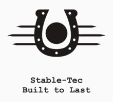 Stable-Tec: Built to Last by Ian Winter