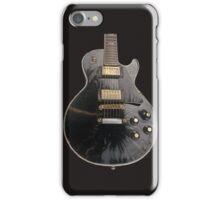 LP Electric Guitar iPhone Case/Skin