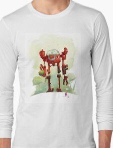 A friend Long Sleeve T-Shirt