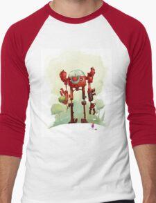 A friend Men's Baseball ¾ T-Shirt