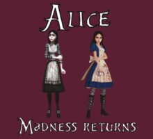 Alice: Madness returns by SociallyAwkward