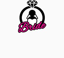 Bride Ring Womens Fitted T-Shirt