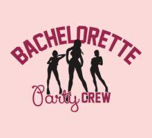 Bachelorette Party Crew by nektarinchen