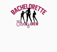 Bachelorette Party Crew Womens Fitted T-Shirt