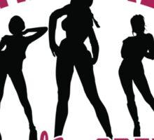 Bachelorette Party Crew Sticker